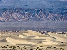 Death Valley Weekend Getaway: Mesquite Dunes at Death Valley National Park
