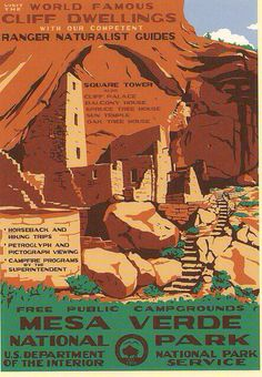 Mesa Verde National Park Cortez, Colorado