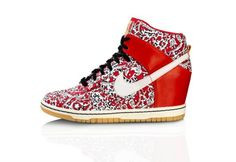 Le nuove sneakers Nike Liberty 2012
