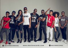 The Don Jazzy led Mavin Records, which is one of the leading music labels in Nigeria currently, is celebrating its 5th year anniversary today, May 8, 2017.  The Nigerian label was founded by renowned record producer, Don Jazzy 5 years ago after his separation with D'banj and the defunct...