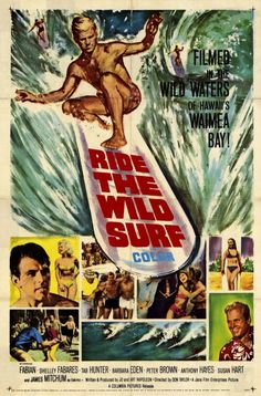 Ride the Wild Surf posters for sale online. Buy Ride the Wild Surf movie posters from Movie Poster Shop. We're your movie poster source for new releases and vintage movie posters. Poster Surf, Surf Posters, Vintage Movies, Vintage Posters, Retro Posters, Vintage Classics, Surf Vintage, Retro Surf, Vintage Tiki