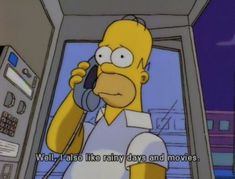 """homer"" - The Simpsons Way of Life The Simpsons, Simpsons Quotes, Cartoon Quotes, Tv Quotes, Movie Quotes, Simpsons Funny, Daily Quotes, Michel De Montaigne, Simpson Wave"