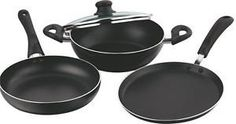 Bergner Ultra Granite 25cm Pancake Pan Non Stick Granite Coating Induction Reputation First