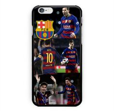 Lionel Messi Collage Hard Plastic Case For iPhone 6s 6s plus Low Price…