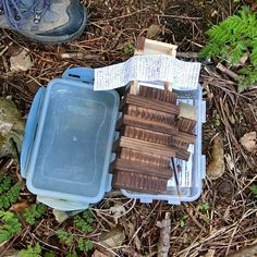 Great puzzle in a geocache.  Have you ever found a puzzle cache where the puzzle is in the cache?  #IBGCp