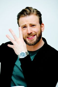 Chris Evans Source