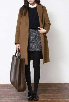 Alın size sezonun tüm trendlerini yansıtan bir iş kıyafeti...