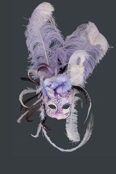 Venezianische-Masken-Colette-In-Venedig-Handgemacht