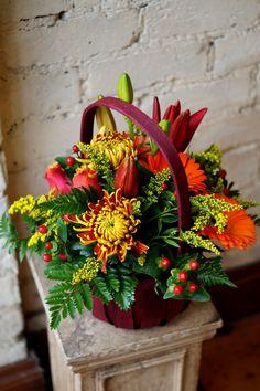 #reidsflorists #autumn #flowers
