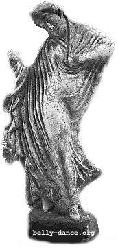 Tanagra dancer