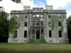 Moore Hall, County Mayo, Ireland