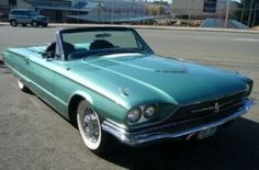 66 Thunderbird.