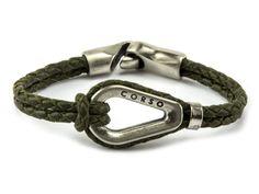 UKUM - Pulsera LANCIANO R-412 OLIVO Bracelets, Men, Jewelry, Olive Tree, Bracelet, Jewlery, Bijoux, Schmuck, Guys