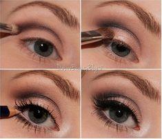 Big bright eyes tutorial