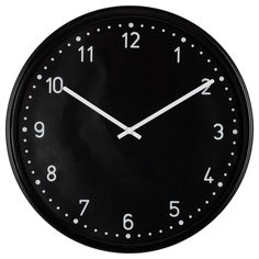 BONDIS Wall clock - IKEA $19.99