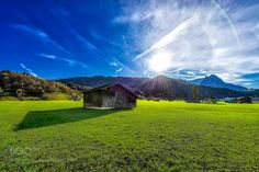 Popular on 500px : Highland and sun  by ismailcalli