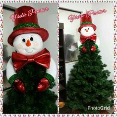 Pin by Mary Reyes on Christmas Christmas Gingerbread Men, Christmas Tree Themes, Holiday Tree, Christmas Snowman, Christmas Projects, Christmas Wreaths, Xmas, Christmas Ornaments, Holiday Decor