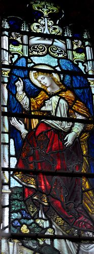 Winchcombe Stained Glass -119