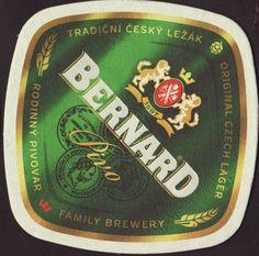 Beer coaster bernard-29 Beer Mats, Beers Of The World, Beer Coasters, Brewery, Lunch Box, Drink, Beverage, Bento Box, Drinking