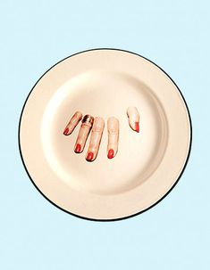PLATE FINGERS