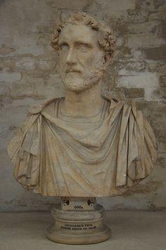 Antoninus Pius, Ny Carlsberg Glyptotek, Copenhagen Sculpture Museum, Art Museum, Antoninus Pius, Roman Britain, Art Rules, Roman Emperor, Ancient History, Prehistoric, Storyboard