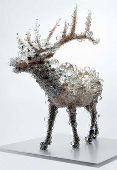 Buamai - Kohei Nawa — Designaside.com #art