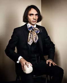 Villani, a mathematician with style