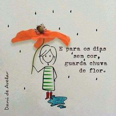 LINHAS, CORES E ARTE Happy Week End, Goeie More, Funny Illustration, Good Morning Good Night, More Than Words, My Flower, Positive Thoughts, Words Quotes, Sayings