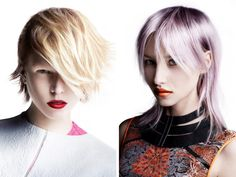 New 50/50 collection by Toni & Guy