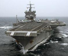 USS Enterprise (CVN-65) during Summer Pulse 2004 in the Atlantic