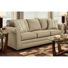 Essex Sofa by dCOR design Write the First Review $639.99