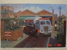 AEC Mammoth Major ABC » Transport Artist