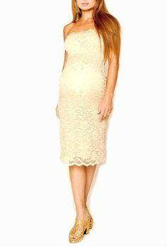 Med Motherhood Maternity Maroon Dress Lightly Used