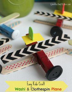 Easy Plane Craft