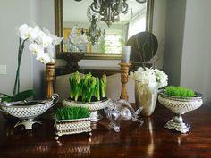 Nowruz table