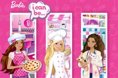 Barbie: I Can Be  iPhone / iTouch