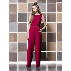 by Gio Rodrigues Jumpsuit