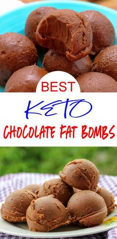 Get ready for some amazing keto fat bombs with this low carb recipe. Easy keto chocolate fat bombs that will make any crowd go crazy. No bake 6 ingredient fat… Keto Chocolate Fat Bomb Recipe, Chocolate Fat Bombs, Low Carb Chocolate, Chocolate Chip Recipes, Chocolate Desserts, Honey Recipes, Coconut Recipes, Low Carb Recipes, Healthy Recipes