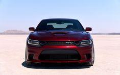 Dodge Charger Hellcat, Dodge Charger Models, Dodge Srt, Challenger Rt, 2018 Dodge, Dodge Viper, Bugatti, Wallpaper Cars, Red Wallpaper