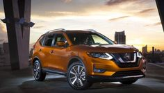 Nissan X-Trail Facelift 2017 — Premiere für Nissans neuen Maxi-SUV Nissan Rogue, My Dream Car, Dream Cars, Crossover Suv, Best Car Deals, Trail, New Cars For Sale, New Nissan, Autos
