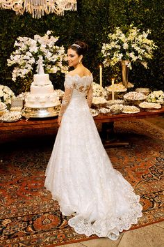 Off the Shoulder Appliques Wedding Dress Material:LaceClean:Dry Clean OnlyBody Shape:All SizesSilhou Muslim Wedding Dresses, Maggie Sottero Wedding Dresses, Evening Dresses For Weddings, Luxury Wedding Dress, Glamorous Wedding, Bridal Gowns, Wedding Gowns, Wedding Venues, Wedding Dress Material
