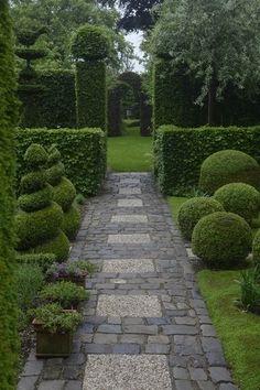 Fresh Green Garden