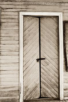 door photography alabama fine art photography neutral decor white wall art rustic home decor Locked in the Past
