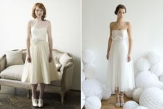 10 Awesome Wedding Dress Designers You Might Not Know But Should --- Elizabeth Dye