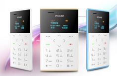 Student Ultra Thin Music Player Cellphone