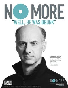 The NO MORE PSA Campaign, spearheaded by the Joyful Heart Foundation in partnership with NO MORE and directed by actress and advocate, Mariska Hargitay, involves more than 50 celebrities and public figures asking bystanders to get involved.