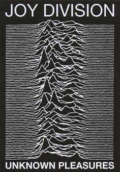 """Joy Division """"When routine bites hard, And ambitions are low, And resentment rides high, But emotions won't grow"""""""