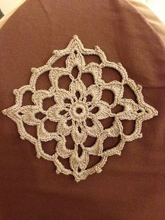 Ravelry: Lacy Granny pattern by Iin Wibisono