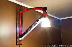 Resultado de imagen para upcycled bike parts