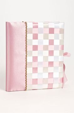 A.D. Sutton & Sons Ribbon Memory Book available at #Nordstrom ($42)